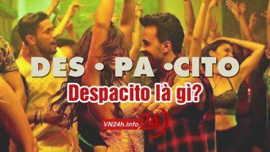 Despacito nghĩa là gì?