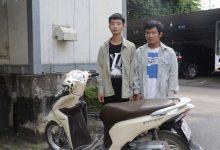 Photo of Vĩnh Phúc: Bắt 2 đối tượng dùng dao chặn đường cướp xe máy