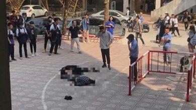 Photo of Nam sinh viên ĐH Kiến Trúc rơi từ tầng 13 xuống trúng 1 người dưới sảnh, 1 người tử vong