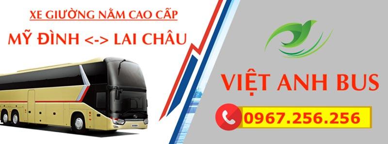 Nhà xe Việt Anh (Lai Châu - Mỹ Đình - Hà Nội)