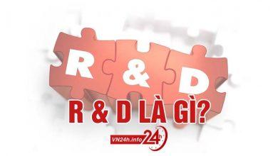 Photo of R&D là gì? Kỹ năng cần có của nhân viên R&D