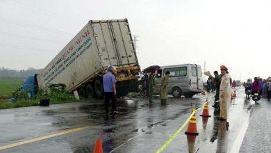 Photo of Tai nạn thảm khốc ở Quảng Ngãi: 3 người thiệt mạng, 10 người đang cấp cứu