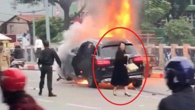 Photo of Tạm giữ hình sự nữ tài xế Mercedes gây tai nạn khiến 1 người chết