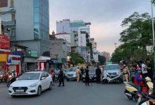 """Photo of Ô tô gây tai nạn rồi bỏ chạy, tài xế """"thông"""" chốt 141 bất thành"""