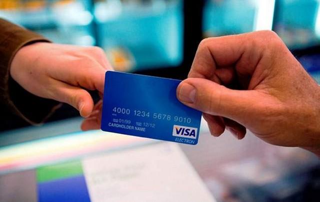 Các nước Châu Á sử dụng thẻ Visa nhiều hơn