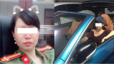 """Photo of Nữ trung tá công an bị """"tố"""" ăn """"quỵt tiền"""" của 2 tài xế"""