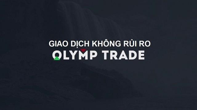 Olymp Trade là sàn giao dịch quyền chọn nhị phân