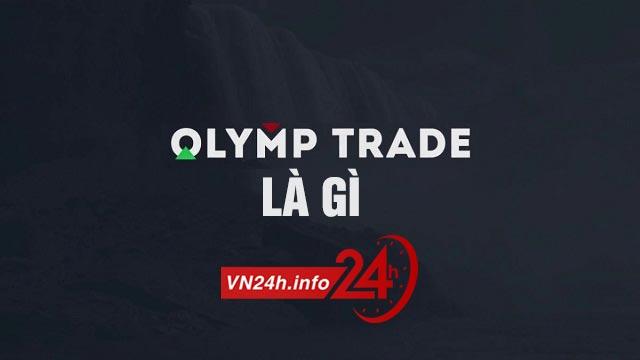 Olymp Trade là gì?