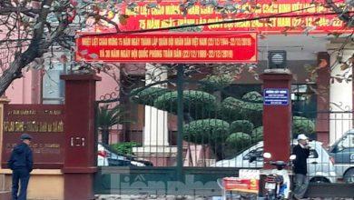 Photo of Hàng loạt cán bộ tại Thái Bình bị khởi tố về tội hối lộ