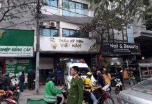 Photo of Cán bộ công an tử vong bất thường sau khi hút mỡ bụng tại Thẩm mỹ viện Việt Hàn