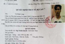 Photo of Truy nã con trai Phó trưởng Công an huyện tổ chức đánh bạc