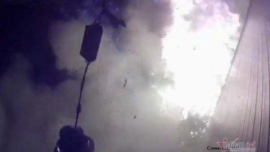 Photo of VIDEO: Bọc thuốc phát nổ như bom gây chấn động khu dân cư ở Hà Nội
