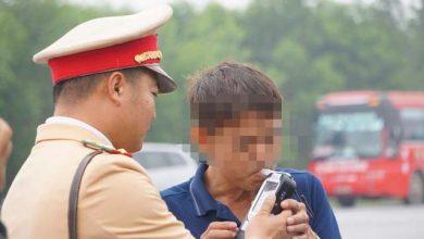 """Photo of Phú Thọ: Bữa tối rượu bia, hôm sau """"thổi"""" vẫn bị phạt 7 triệu đồng"""