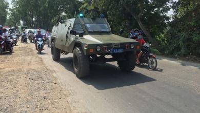 Photo of 300 cảnh sát cùng xe bọc thép vây bắt nghi can bắn chết 5 người ở TP.HCM