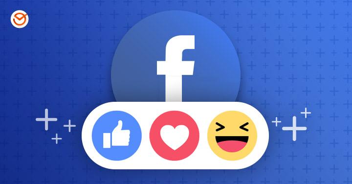 Facebook có nhiều ký tự dễ thương làm sinh động cuộc nói chuyện