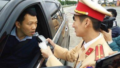 """Photo of Ngày mùng 1 Tết Canh Tý, CSGT xử phạt gần 400 """"ma men"""" lái xe"""