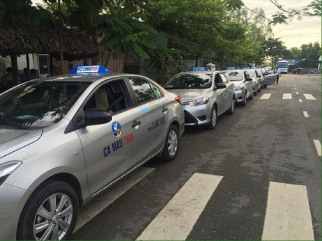 Hãng taxi địa phương giá rẻ tại Cà Mau