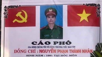 Photo of Trung úy CSGT bị đối tượng đua xe trái phép đâm thiệt mạng