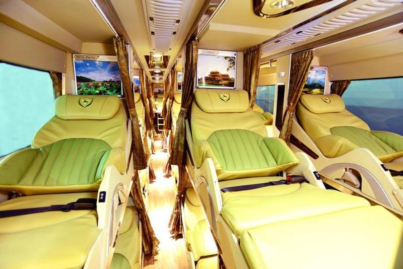 Limousine Ngọc Ánh Cà Mau - Sài Gòn