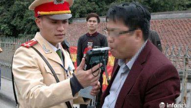 """Photo of CSGT dàn quân kiểm tra, xử lý """"ma men"""" tất cả các ngày Tết"""