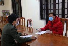 Photo of Vĩnh Phúc: Xử phạt 42,5 triệu đồng với 4 trường hợp tung tin sai về dịch bệnh do virus corona