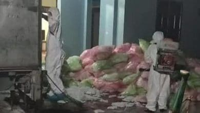 Photo of Đối tượng thu mua 620 kg khẩu trang đã sử dụng ở Vĩnh Phúc mang về nhà giấu