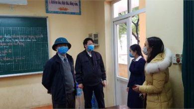 Photo of Nữ sinh lớp 10 ở Vĩnh Phúc nhiễm nCoV đã từng tiếp xúc với một số bạn học