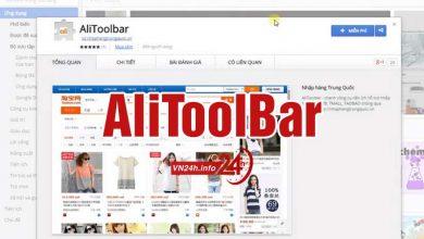 Photo of AliToolBar – Hướng dẫn cài đặt để nhập hàng Trung Quốc