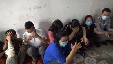Photo of Vĩnh Phúc triệt phá tụ điểm đánh bạc, bắt 38 đối tượng, thu giữ gần 140 triệu đồng
