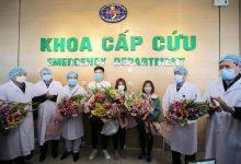 Photo of Thêm hai bệnh nhân Vĩnh Phúc nhiễm Covid-19 xuất viện hôm nay
