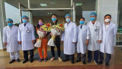 Photo of Thêm hai bệnh nhân ở Vĩnh Phúc nhiễm Covid-19 chính thức được xuất viện