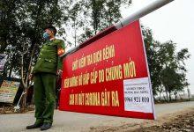 Photo of Vĩnh Phúc cách ly toàn xã Sơn Lôi, hỗ trợ mỗi người dân 40.000 đồng/ngày