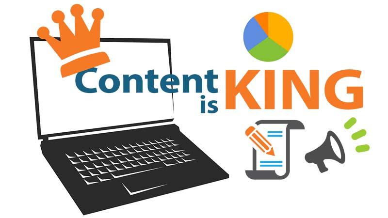 Content (Nội dung) là yếu tố quan trọng nhất khi làm SEO