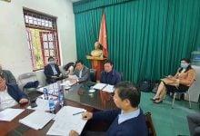 """Photo of 315 người ở """"tâm dịch"""" virus Corona Sơn Lôi, Bình Xuyên đã ra khỏi địa phương"""