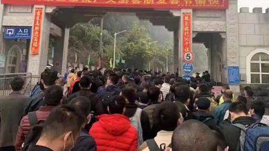 Photo of 500 người Trung Quốc chờ nhập cảnh vào Việt Nam qua cửa khẩu Hữu Nghị