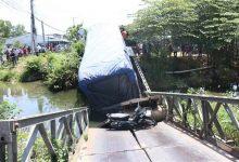 Photo of Sập cầu do xe tải chở hàng vượt trọng tải cầu 3 lần