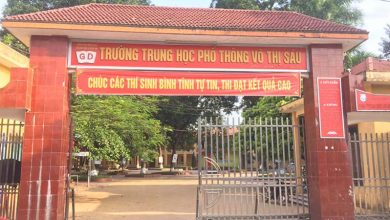Photo of Vĩnh Phúc theo dõi sát sao sức khỏe 41 học sinh trường THPT Võ Thị Sáu