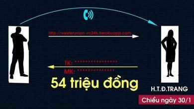 Photo of Truy cập link lạ, một tài khoản bị chiếm đoạt 54 triệu đồng