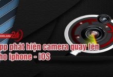 App phát hiện camera quay lén cho iphone - ios - android