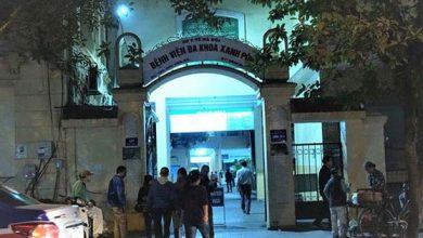 Photo of Phong tỏa tạm thời một khoa của Bệnh viện Xanh Pôn Hà Nội