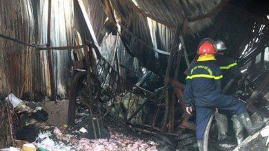 Photo of Khởi tố giám đốc trong vụ cháy xưởng nhựa khiến 4 người trong 1 gia đình ở Phú Thọ tử vong