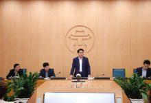 Photo of Chủ tịch Hà Nội: 3-4 ngày nữa là cao điểm dịch Covid-19