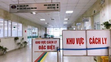Photo of Thêm 6 ca mắc Covid-19 ở Việt Nam, nâng tổng số ca lên 218