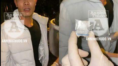 """Photo of VIDEO: Thanh niên Phú Thọ trình bày mang ma túy đá về """"cho em dùng"""" khi gặp CSCĐ"""