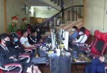 Photo of Phú Thọ: 17 thanh niên thản nhiên tụ tập chơi game tại quán net