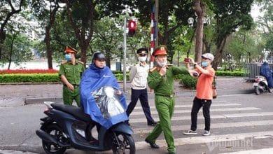 Photo of Từ mai 04/04, Hà Nội xử phạt người ra đường khi không cần thiết