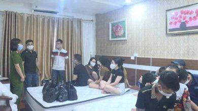 Photo of Phú Thọ: Bắt quả tang 17 đối tượng sử dụng ma túy trong khách sạn