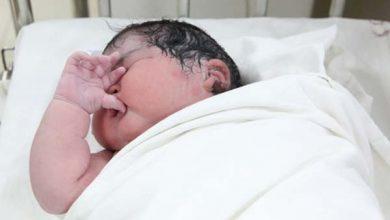 Photo of Phú Thọ: Đón bé gái sơ sinh nặng kỷ lục 6 kg
