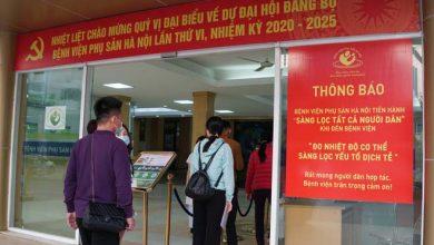 Photo of Cách ly 63 nhân viên y tế của Bệnh viện Phụ sản Hà Nội do tiếp xúc BN243