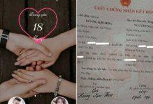 Photo of Cặp đôi 2k ở Phú Thọ đăng kí kết hôn chỉ sau 18 ngày hẹn hò